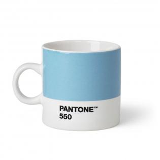 Чашка эспрессо PANTONE Living Light Blue 550