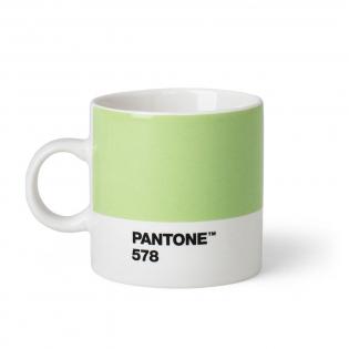 Чашка эспрессо PANTONE Living Light Green 578