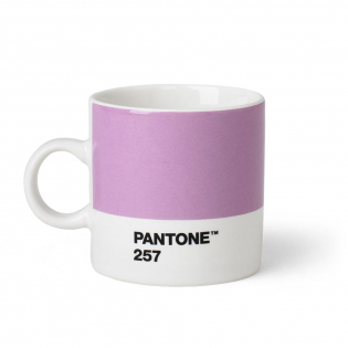 Чашка эспрессо PANTONE Living Light Purple 257