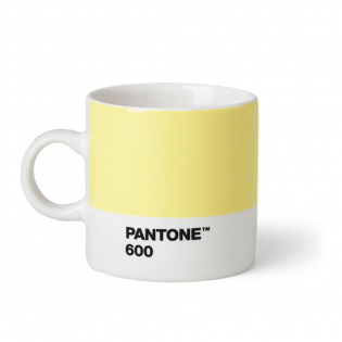 Чашка эспрессо PANTONE Living Light Yellow 600