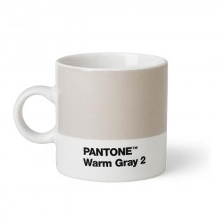 Чашка эспрессо PANTONE Living Warm Gray 2