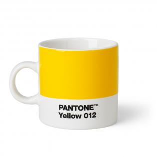 Чашка эспрессо PANTONE Living Yellow 012