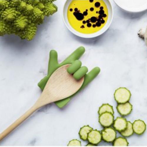 Держатель универсальный (подставка) Chef Hero Rocket Design Зеленый