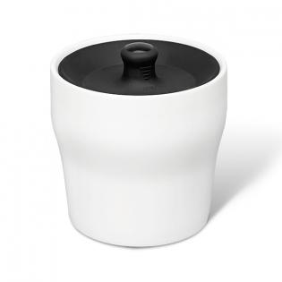 Емкость для хранения чая, кофе или специй Notin PO Selected Белая / Черная