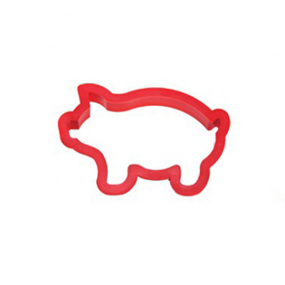 Форма для бутербродов Piggy Party Animals Peleg Design