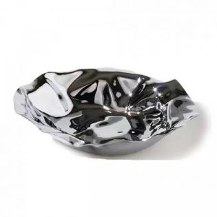 Фруктовница (ваза для фруктов) Sarria Alessi Полированная сталь