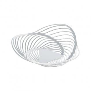 Фруктовница (ваза для фруктов) Trinity Alessi Белая