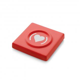 Футляр для презерватива Cohndom Box Alessi Красный