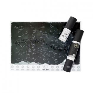 Карта звездного неба Star Map Luckies
