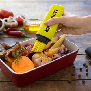 Кисточка для выпечки и кондитерских изделий Mark-eat! OTOTO