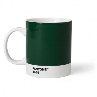 Кружка PANTONE Living Dark Green 3435