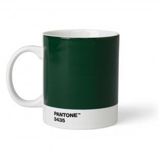 Кружка PANTONE Living Dark Green 3435