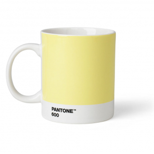 Кружка PANTONE Living Light Yellow 600