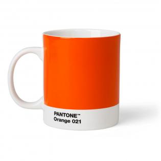 Кружка PANTONE Living Orange 021
