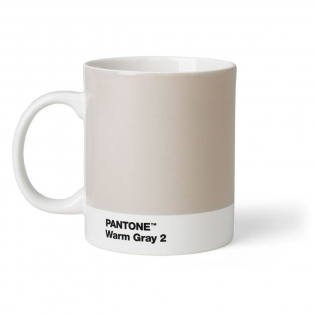 Кружка PANTONE Living Warm Gray 2