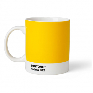 Кружка PANTONE Living Yellow 012