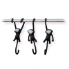Крючки для кухни Just Hanging Monkey Business Черные