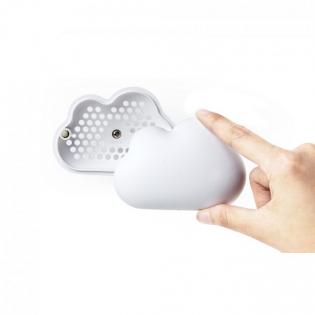 Крючок настенный Cloud Hook Qualy Белый