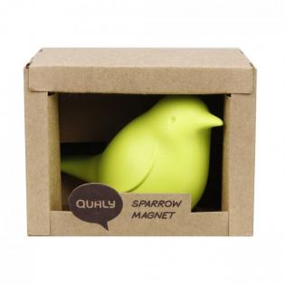 Магнит Sparrow Qualy Зеленый