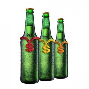 Маркеры для напитков и бутылок Can-gster Rocket Design