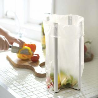 Многофункциональная кухонная подставка Tower Yamazaki Белая