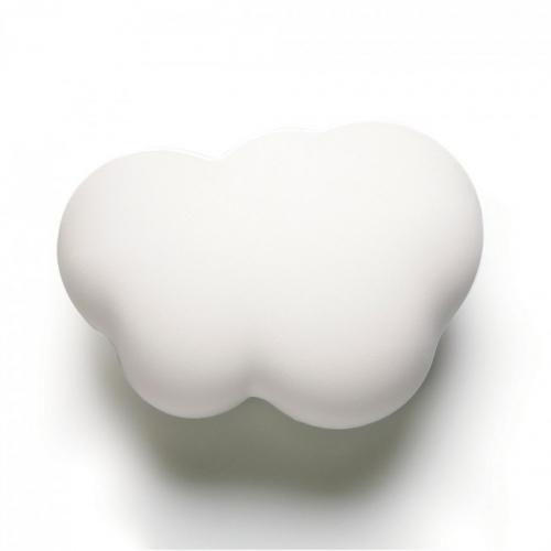 Многофункциональный органайзер / Горшок для растений Cloud Qualy Белый