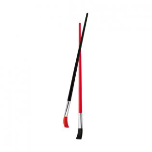 Набор коктейльных палочек Paint Brush PO Selected Красный / Черный