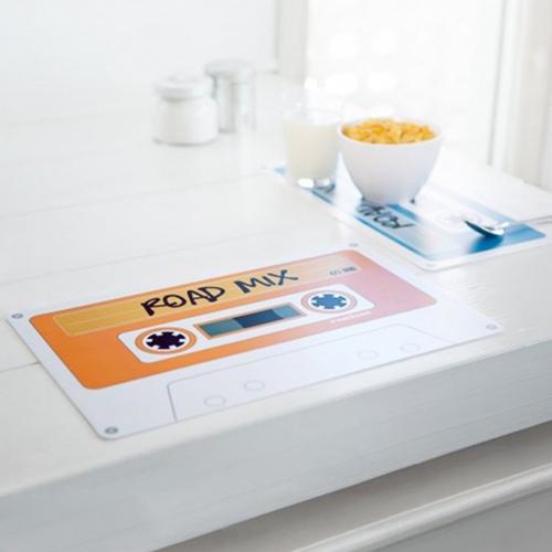 Набор ковриков для сервировки стола Walkmats Rocket Design
