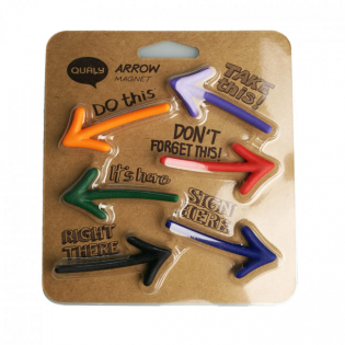 Набор магнитов Arrow Qualy