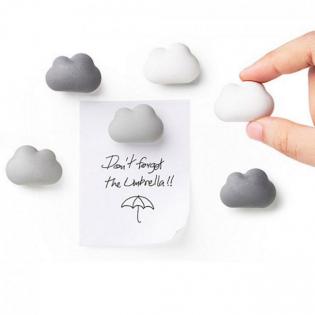 Набор магнитов Note On tne Cloud Qualy