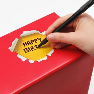 Набор поздравительных стикеров-наклеек Peleg Design