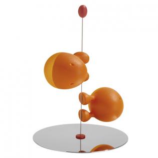 Набор шейкеров для соли и перца Lilliput Alessi Оранжевый
