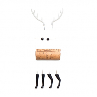 Набор украшений для пробки Deer Animal Corker Monkey Business