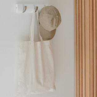 Настенная вешалка 3 Flip Umbra Белая