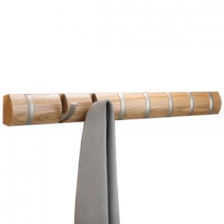 Настенная вешалка 8 Flip Umbra Natural