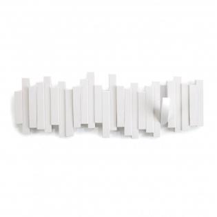 Настенная вешалка Sticks Umbra Белая