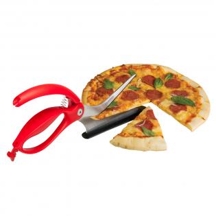 Нож для пиццы Scizza Dreamfarm Красный