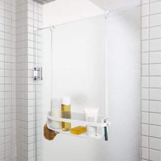 Органайзер для ванной Flex Single Umbra Белый