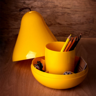 Органайзер Pear Pod Qualy Желтый