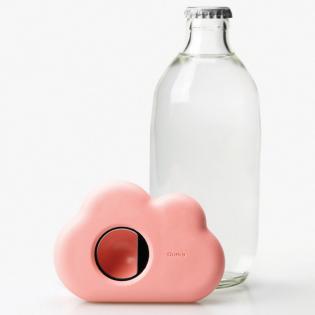 Открывалка для бутылки Cloud Qualy Розовая