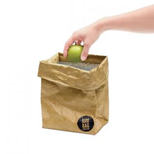 Пакет для ланчей Paper Bag Luckies Коричневый