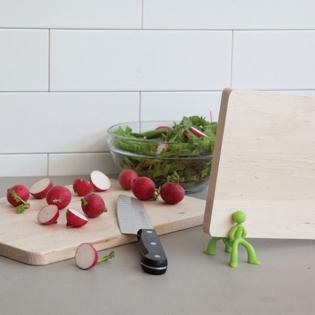 Подставка для сушки и хранения разделочных досок Board Brothers Peleg Design Зеленая