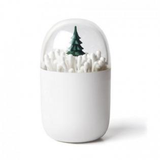 Подставка для ватных палочек Wintertime Qualy