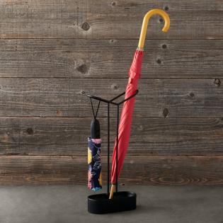 Подставка для зонтов Holdit Umbra Черная