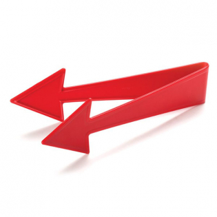 Щипцы для сервировки салата Pointer Peleg Design Красные