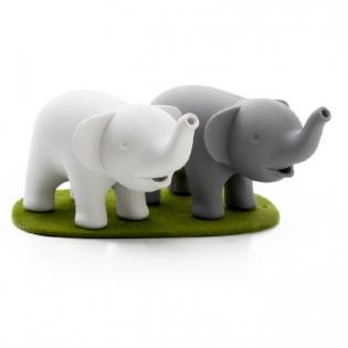 Шейкеры для соли и перца Duo Elephant Qualy