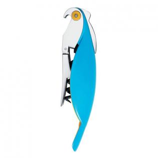 Штопор сомелье Parrot Alessi Голубой