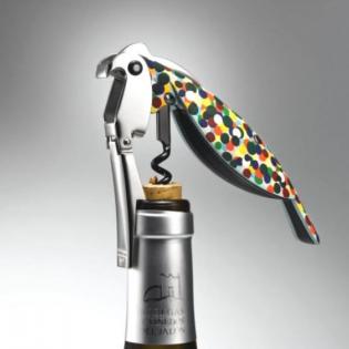 Штопор сомелье Parrot Proust Alessi Ручная роспись