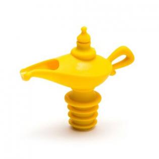 Силиконовая пробка и дозатор для бутылки Oiladdin Peleg Design