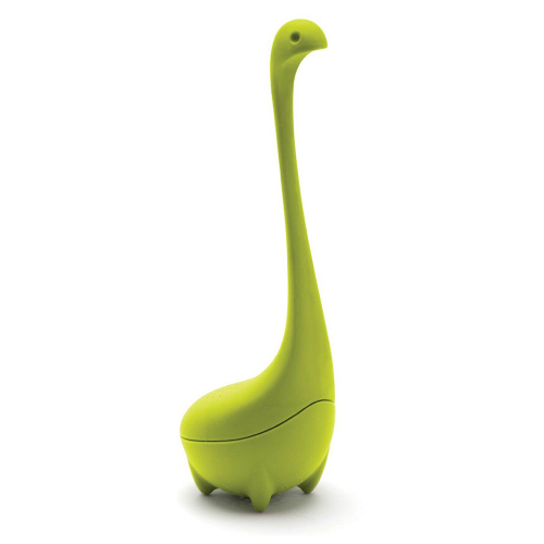Силиконовый заварник для чая Baby Nessie OTOTO Зеленый
